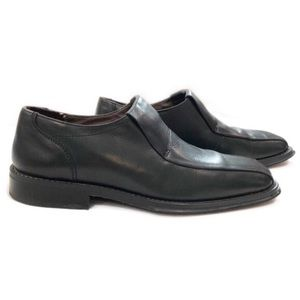 Kenneth Cole Black Leather Dress Shoes Size 7